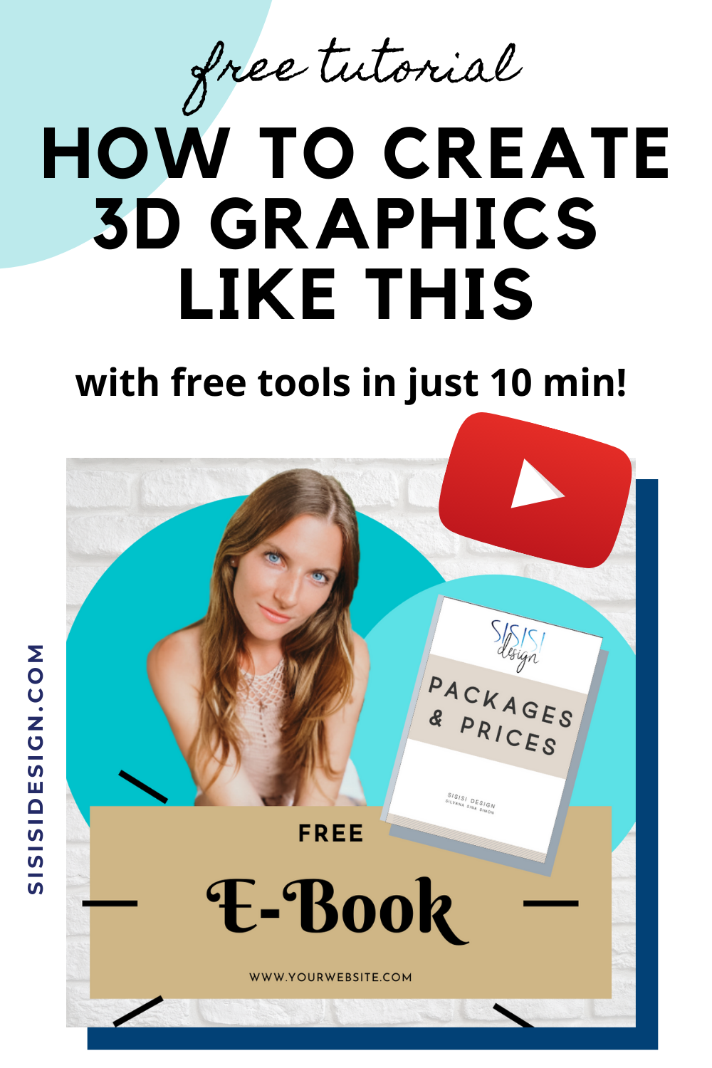 How to create 3D graphics for your marketing