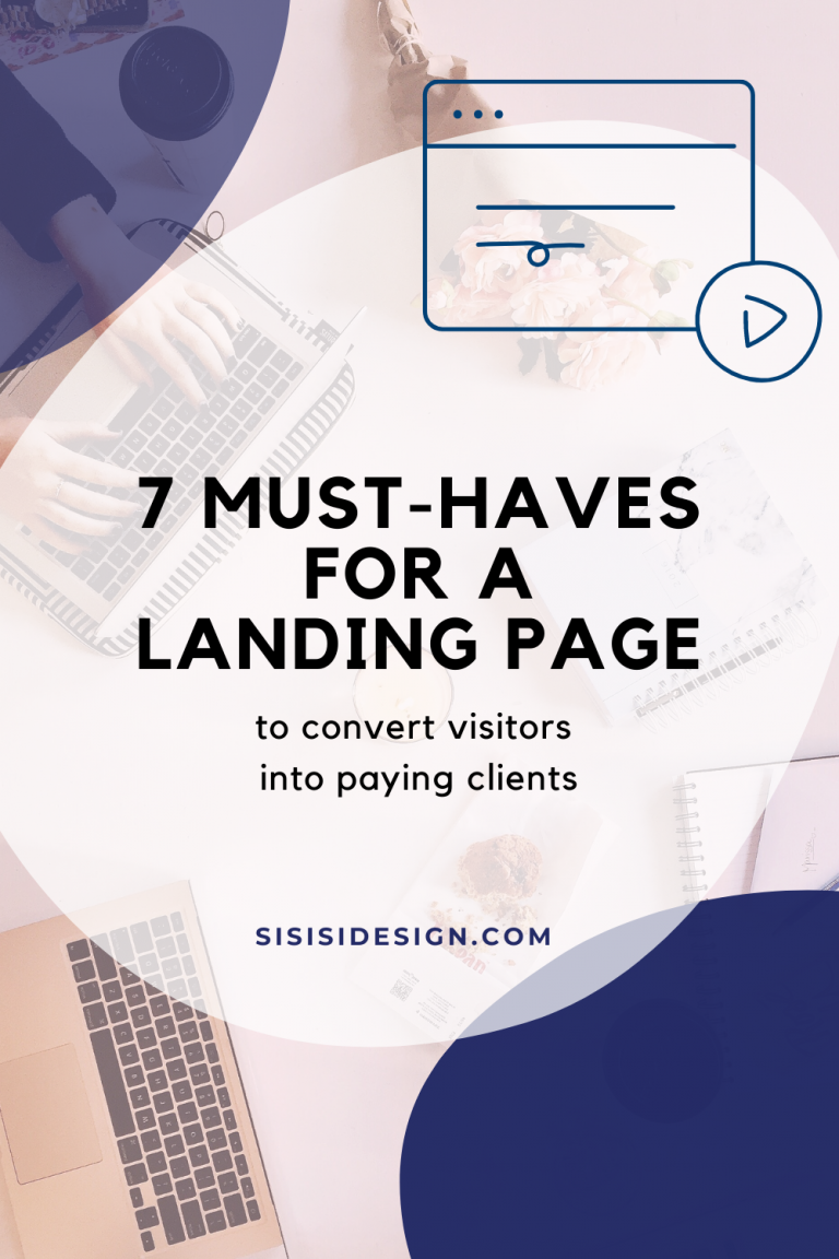7 Must-Haves for a Landing Page